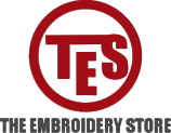 Logo, The Embroidery Store - T-Shirt Printing